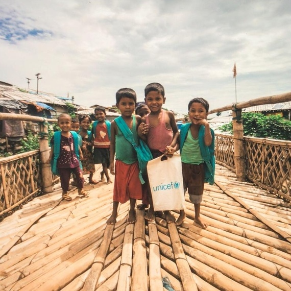 LV for Unicef - Rohingya Emergency Fund
