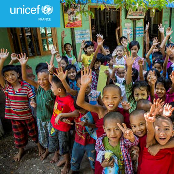 Agissons pour les enfants du Myanmar