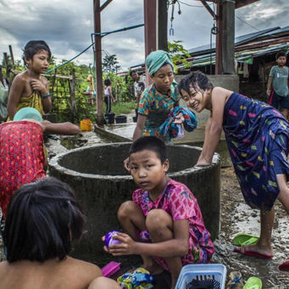 Mobilisons nous pour les enfants du Myanmar