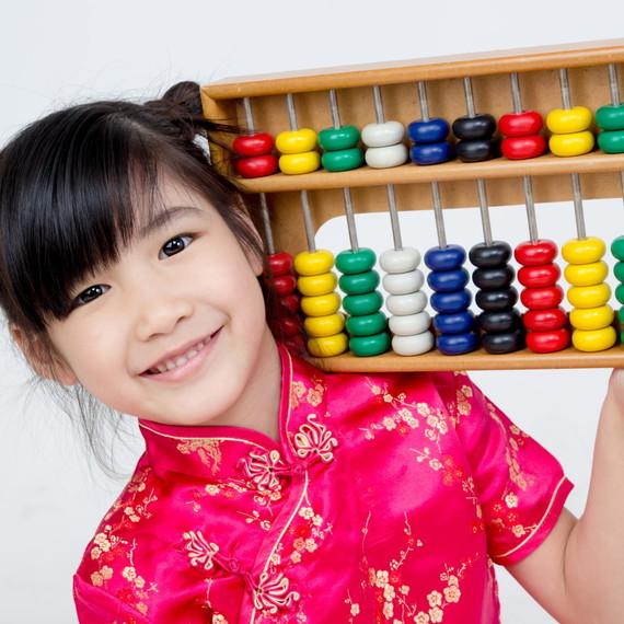 Aider les enfants à reussir grace au boulier