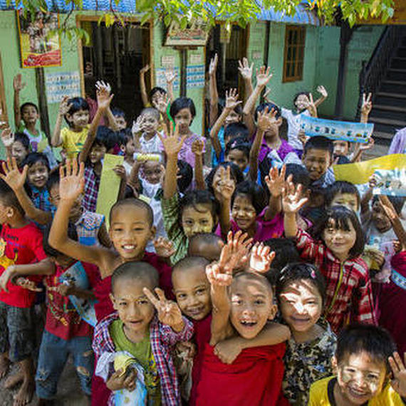 Lutte contre la pollution au Myanmar