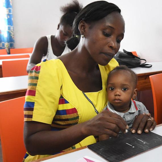 """PROJET """"GIRL POWER"""" Côte d'Ivoire"""