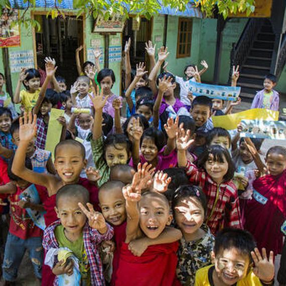 Luttons contre la pollution de l'air au Myanmar