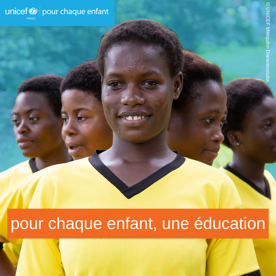 "PROJET ""GIRL POWER"" UNICEF"
