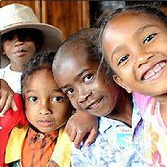 Collecte pour les enfants de Madagascar avec l'IUT de Tarbes