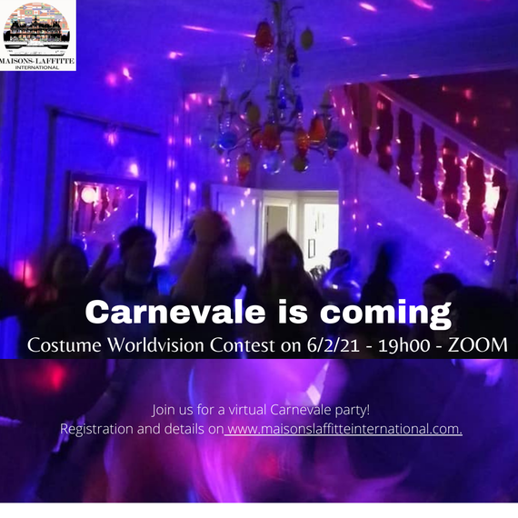 MLI Carnevale Party -  Buy your entrance via a donation to UNICEF