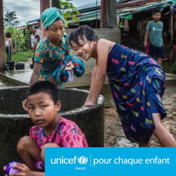 Luttons contre la pollution au Myanmar