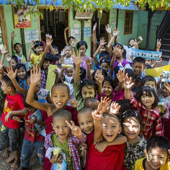 Tous ensemble pour le Myanmar