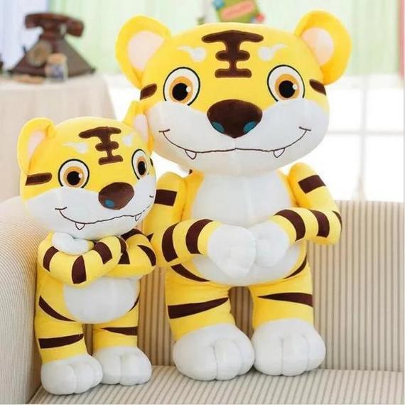Des peluches tigres pour sensibiliser