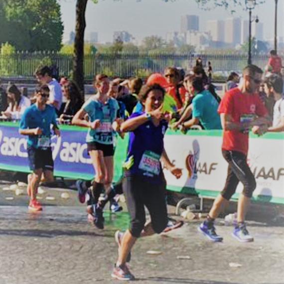 Marathon pour Unicef