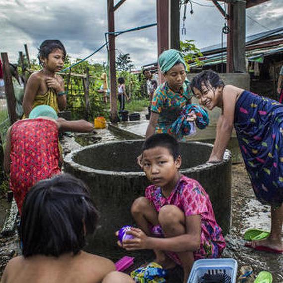 Quelques dollars pour Myanmar