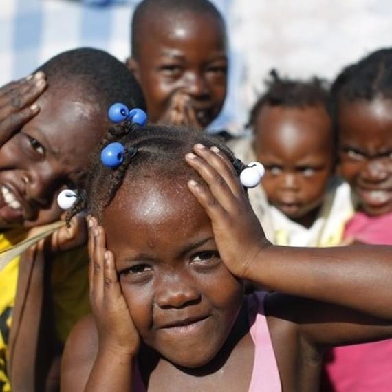 L'eau pour les enfants d'Haïti