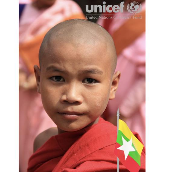 Nous polluons, eux respirent, allions-nous pour aider les enfants du Myanmar