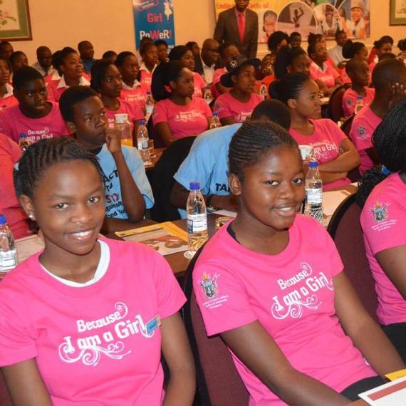 """Collecte pour le programme """"GIRL POWER"""" en Côte d'Ivoire"""