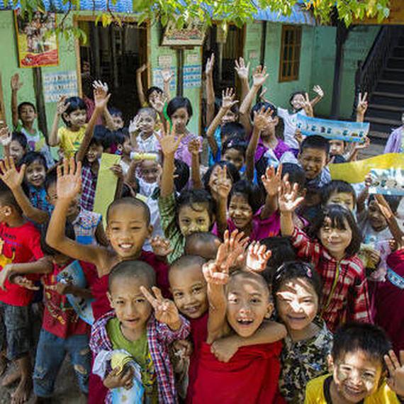 Tous Ensemble pour un nouvel Air au Myanmar