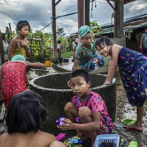 Ensemble, luttons contre la pollution de l'air au Myanmar