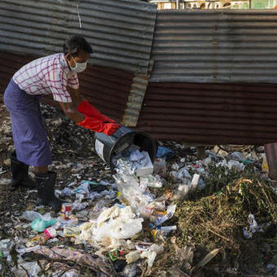 RÉCOLTE DE FONDS POUR LUTTER CONTRE LA POLLUTION DE L'AIR AU MYANMAR