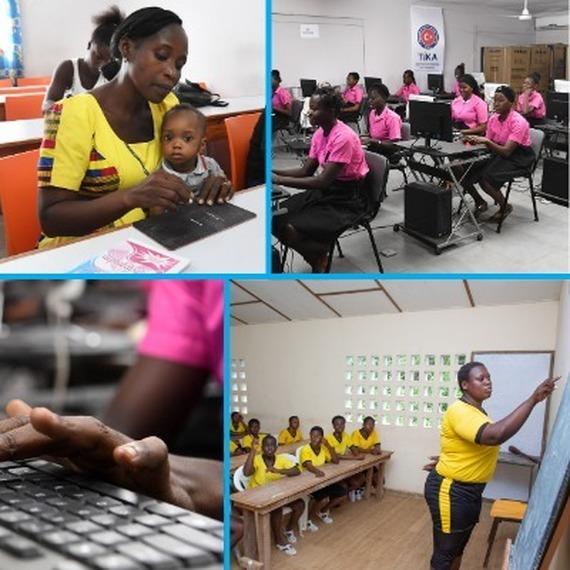 """Programme """"Girl Power"""" pour l'égalité des chances en Côte d'Ivoire"""