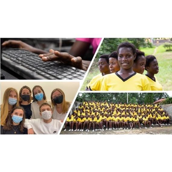 """Projet """"Girl Power"""" :  Aidons les jeunes filles en Côte d'Ivoire"""