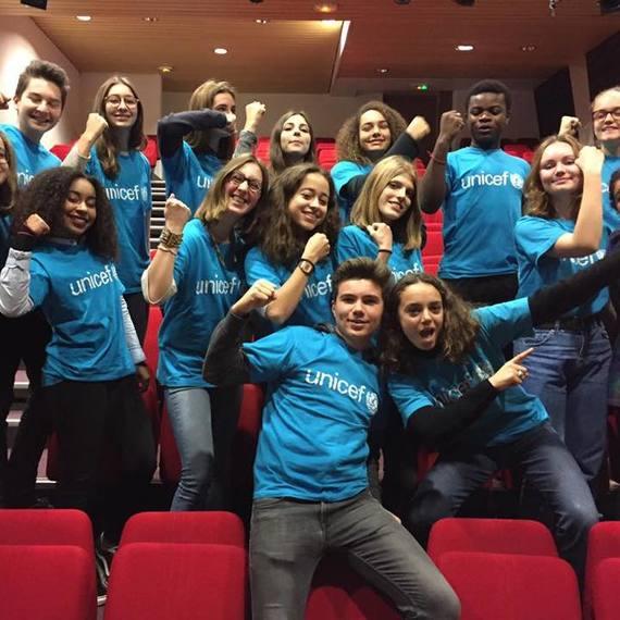 Jeunes Ambassadeurs des lycées du 17ème - Paris