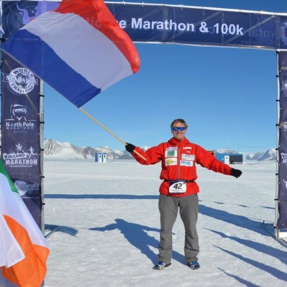 Antarctique 100km